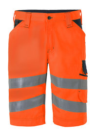 HaVeP 80232 High Visibility korte werkbroek