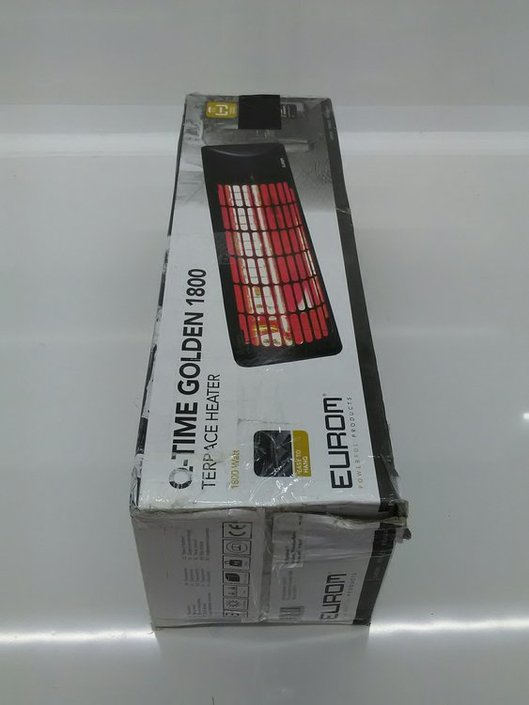 Eurom Q-time Golden 1800