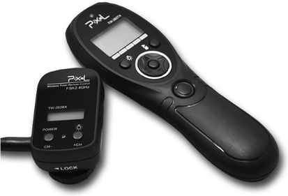 Pixel Timer Remote Control Wireless TW-282 / N3 for Canon