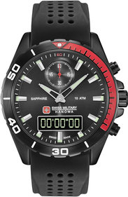 Swiss Military Hanowa Multimission armbandsur