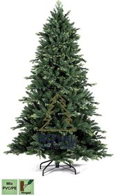 Royal Christmas Kunstkerstboom Michigan PE / PVC Premium 150 cm