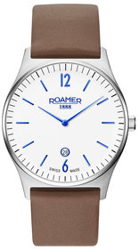 Roamer Elements 40mm Brun armbandsur