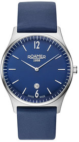 Roamer Elements 40mm blå armbandsur