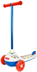 Fisher-Price step met ratelwiel
