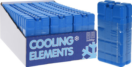 Valetti cooling element set 2 pieces