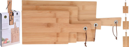 Valetti chopping board set of 3