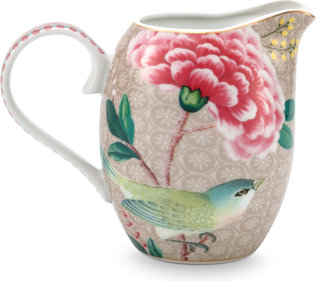 Pip Studio Blushing Birds 250ml melkkannetje