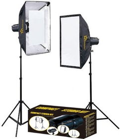 Linkstar Studio Flash Set DLK-500D Digital