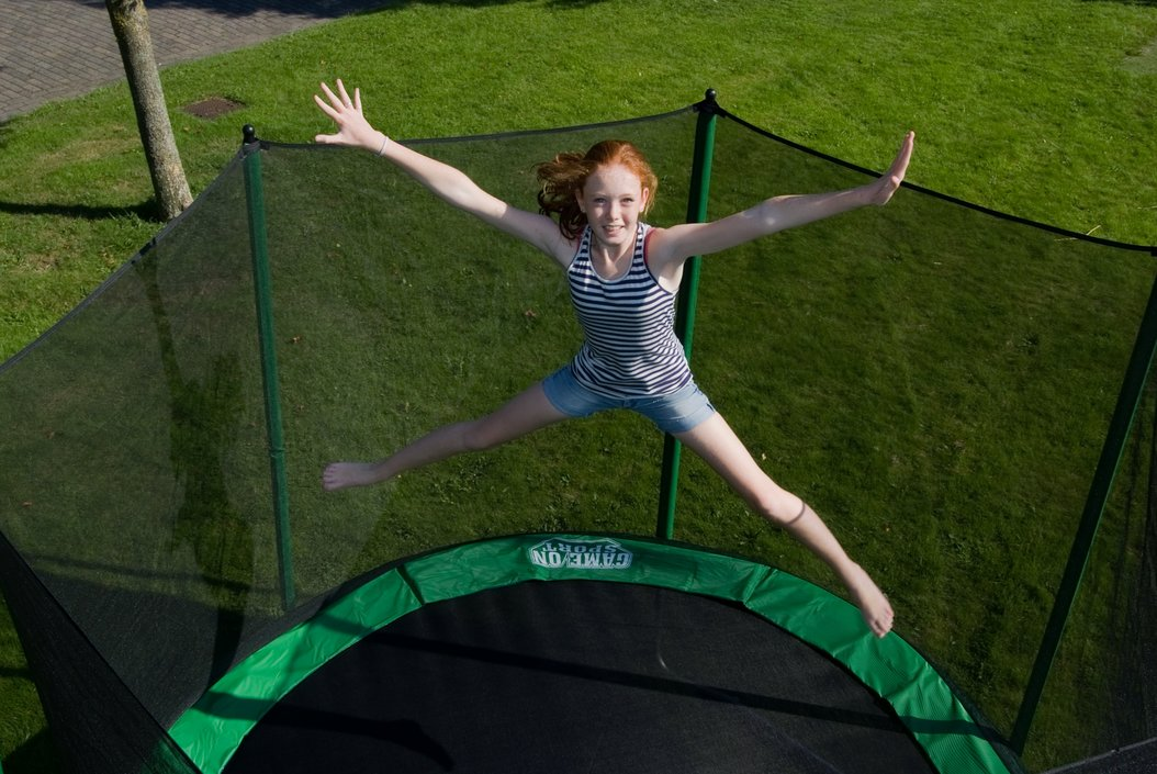 Game On Sport trampolinerand