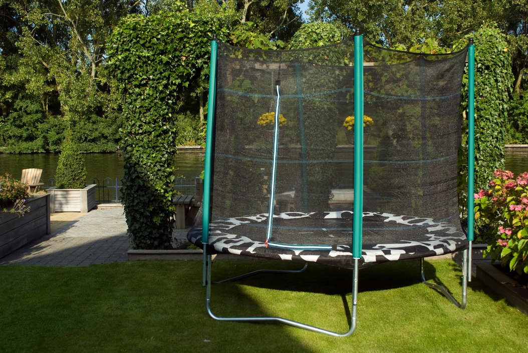 Game On Sport trampolinerand koe