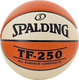 Spalding TF 250 All Surface match ball