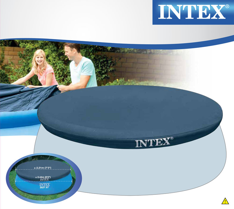 Intex Tarpaulin Easy Set 244