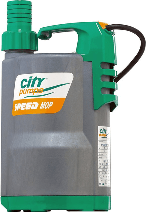 City Pumps Speed MOP30M Dompelpomp