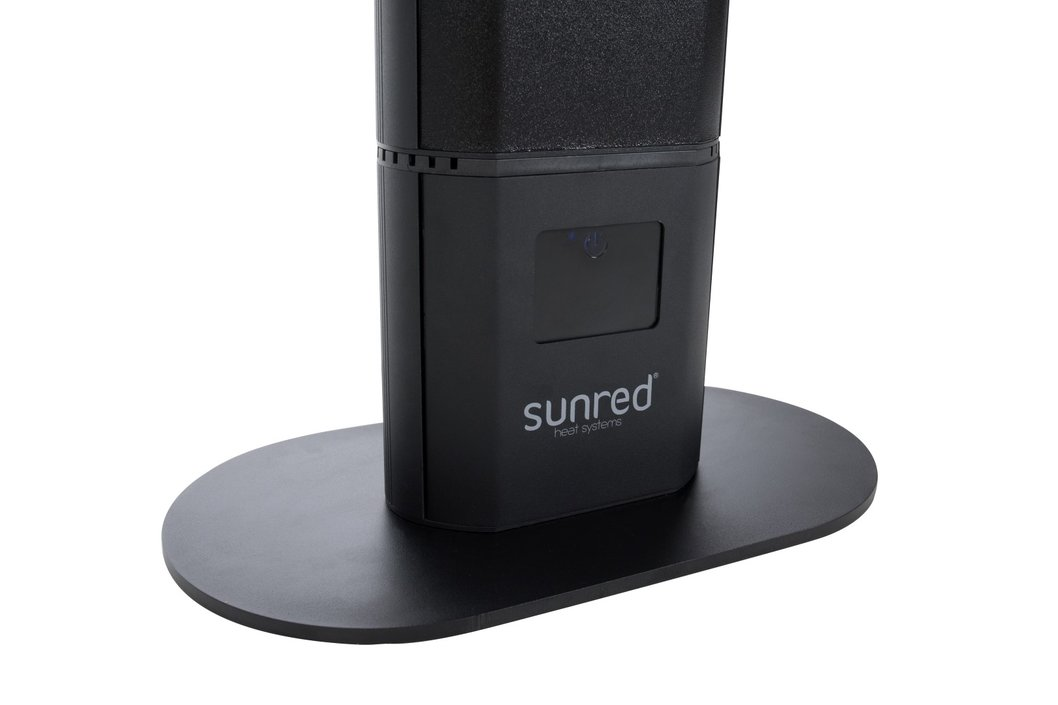 Sunred Royal Diamond Dark Valencia Lounge 3000 terrasverwarmer