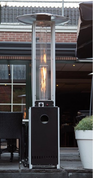 Sunred Black Flame heater