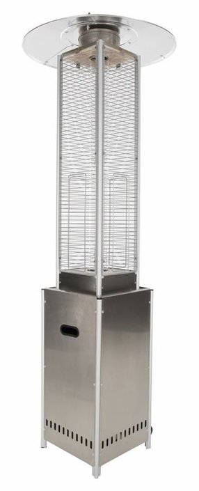Sunred Stainless Steel Flame heater