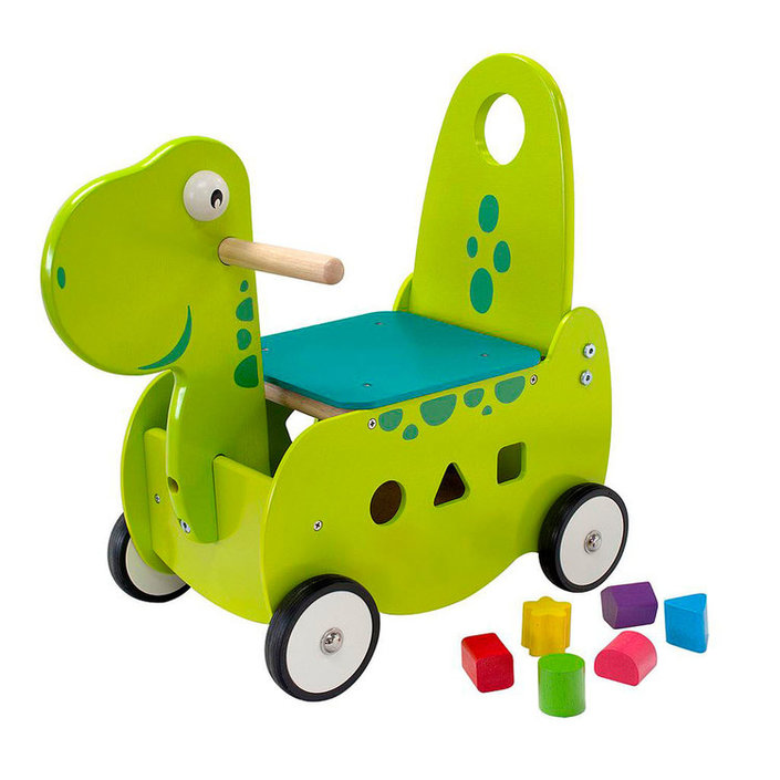 I'm Toy Dino loopwagen