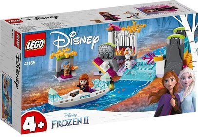 LEGO Frozen Anna Kano-Expeditie - 41165