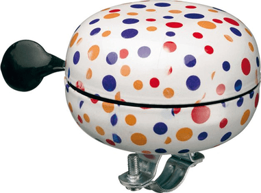 Cordo Ding Dong Happy Dots bicycle bell