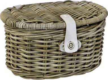 Fast Rider Rotan Junior bicycle basket oval