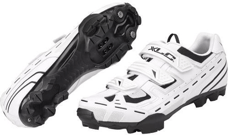 XLC CB-M06 Mountain Bike Shoes white
