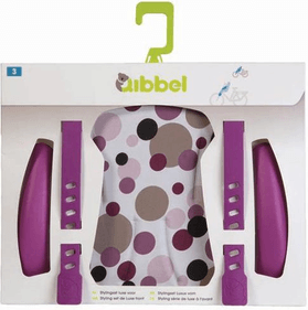 Qibbel Stylingset Luxe Voorzitje Dots