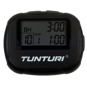 Tunturi Interval Timer - Fitness Timer - Interval Stopwatch