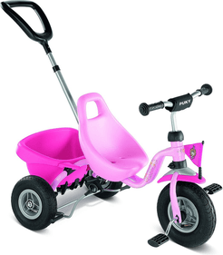 Puky Cat 1L tricycle with air tyres