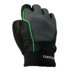Tunturi Fitness Gloves - Fitness handschoenen - Sporthandschoenen - Fit Gel - XL