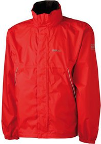 Shinto Men's Rain Jacket XL Red