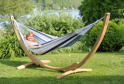 Amazonas Apollo hammock with stand