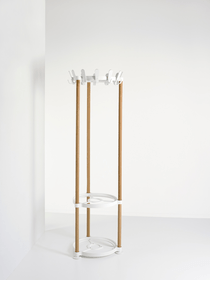 Van Esch Sticks Round standing coat rack
