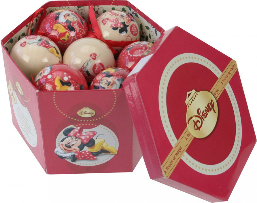 Disney Minnie Mouse baubles