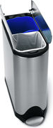 Simplehuman Butterfly Recycler 40 liters