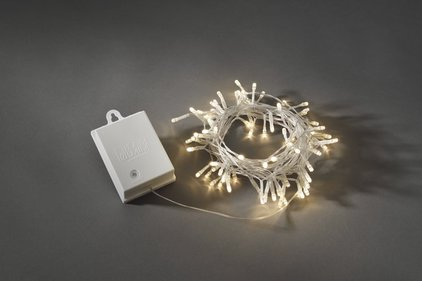 Konstsmide Light cord LED on batteries