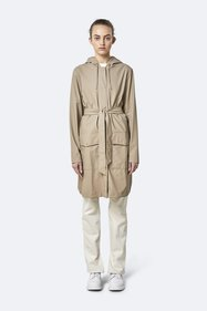 Rains Belt Jacket raincoat