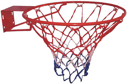 Tunturi Basketbal ring - Basketbalring - 19mm - Massief