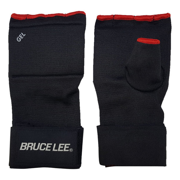 Bruce Lee Easy Fit boksbandage met gel