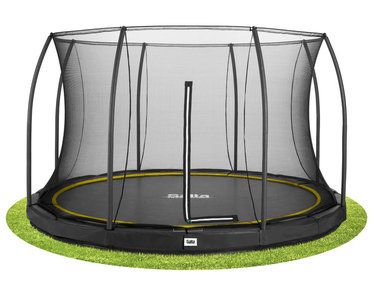 Salta comfort edition ground trampoline rond - ø366cm