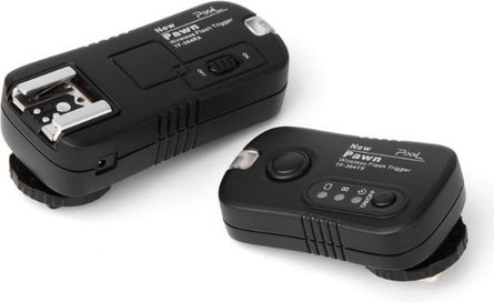 Pixel Radio Trigger Set Pawn TF-364 voor Panasonic