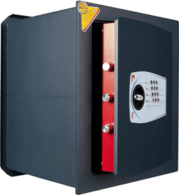 Technomax Built-in wall safe Gold GT