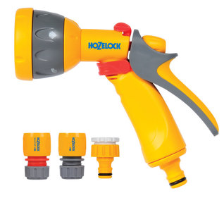 Hozelock Multi-Spraygun Startset Ø 12,5 & 15 mm