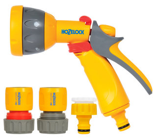 Hozelock Multi-Spraygun Startset Ø 15 & 19 mm