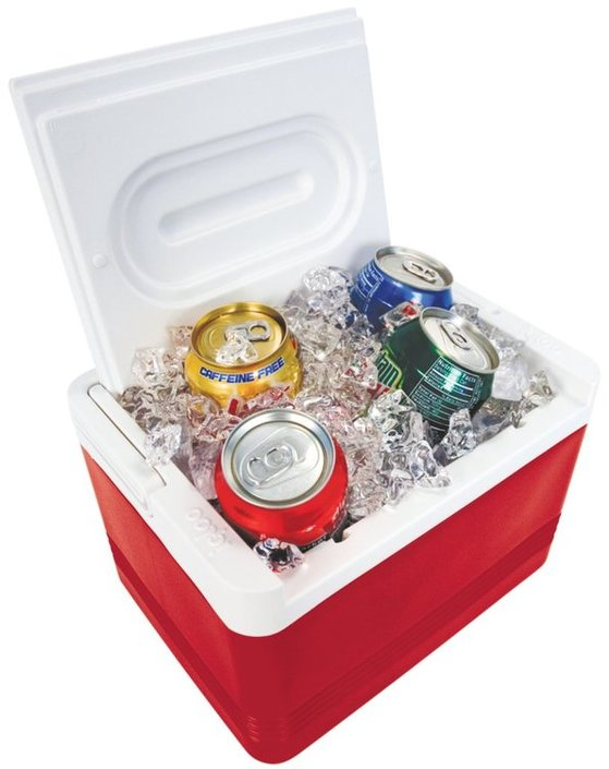 Igloo Legend 6 Red koelbox