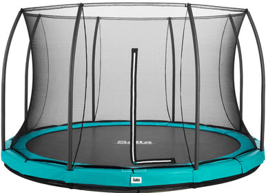 Salta comfort edition ground trampoline rond - ø427cm
