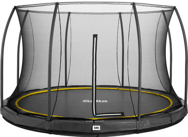 Salta comfort edition ground trampoline rond - ø396cm