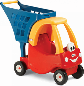Little Tikes Cozy Coupe Chariot