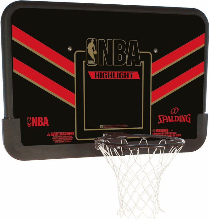 Spalding Combo Highlight basketbalbord