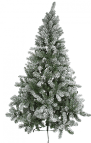 Imperial Snowy Christmas tree 210 cm