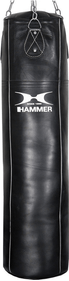 Hammer Boxing Premium Leather Professional Punching Bag